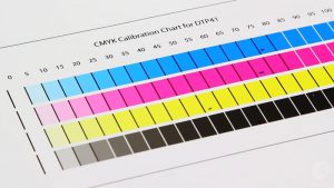 custom media profile calibration chart